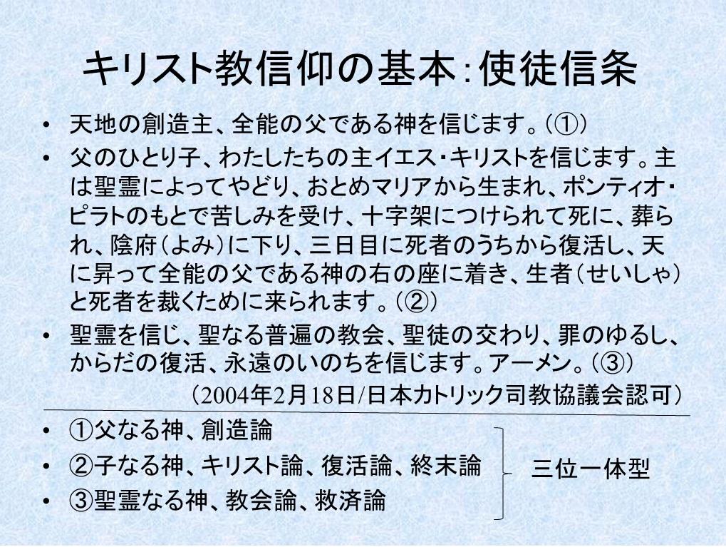 実況:キリスト教講座挿入PPT10-1