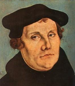 マルチン・ルター(1483-1546)