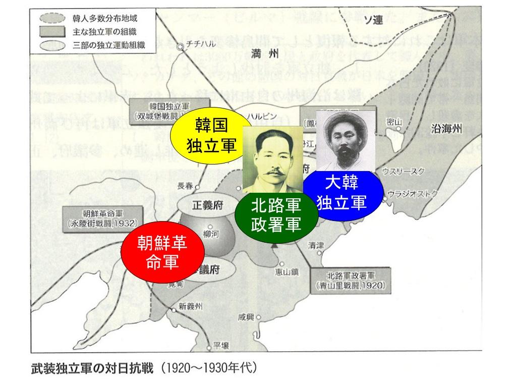 韓国の独立運動と再臨摂理PPT13-3