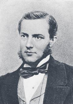 マックス・ミューラー(英国1823~1900年)