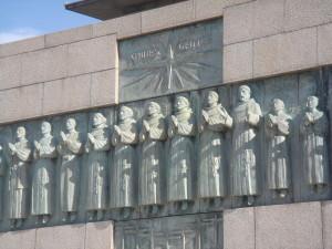 切支丹弾圧の犠牲となった長崎の26聖人