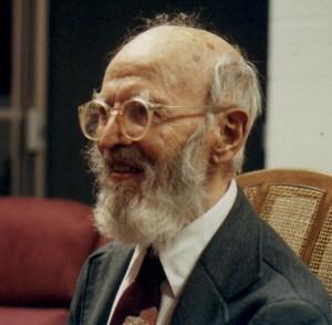 チャールズ・ハーツホーン(1897-2000)