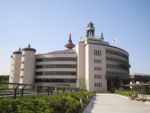 立正佼成会大聖堂〈本部修養道場〉
