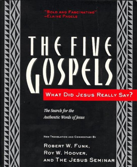 Five Gospels カバー