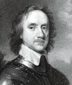 オリバー・クロムウェル(1599-1658)