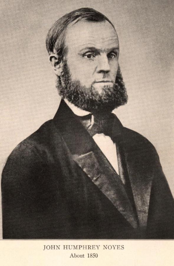 ジョン・ハンフリー・ノイズ(1811-1886)
