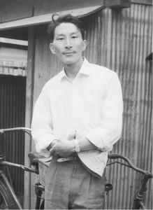 崔奉春宣教師