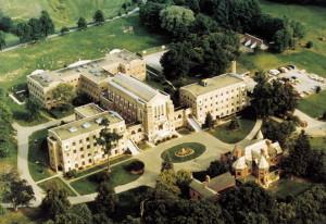 著者が在籍していたころの統一神学校(UTS)