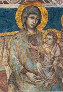 聖母子像1