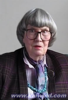 マーガレット・シンガー博士(1921_2003)