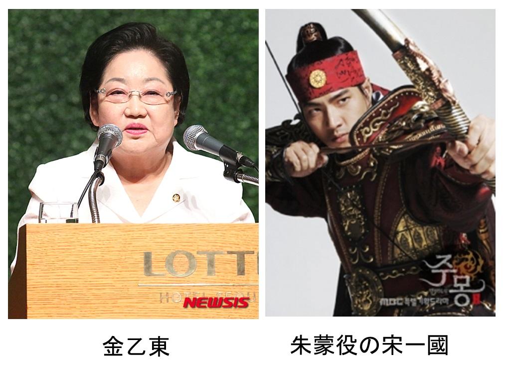 金乙東と宋一國