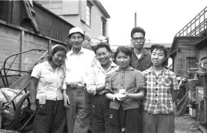 統一教会草創期のメンバー