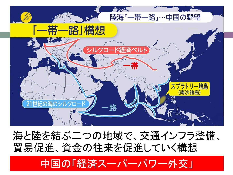 挿入画像10=国連を舞台とする米中の動向と日本